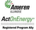 Dr. Energy Saver St. Louis is a Registered Program Ally